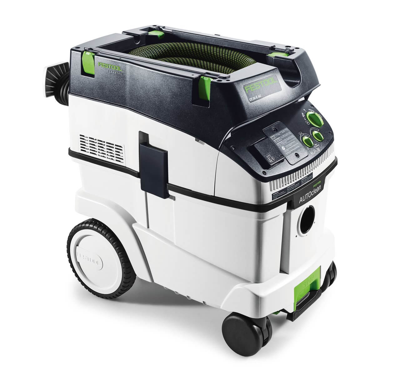 Dust Extractor Ct 36 E Ac Cleantec Festool Products Usa